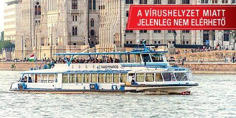 Duna Corso városnéző sétahajó